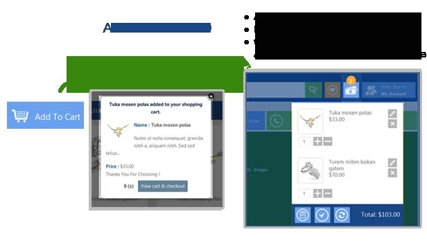 SM Amaz - Ajax Cart Pro