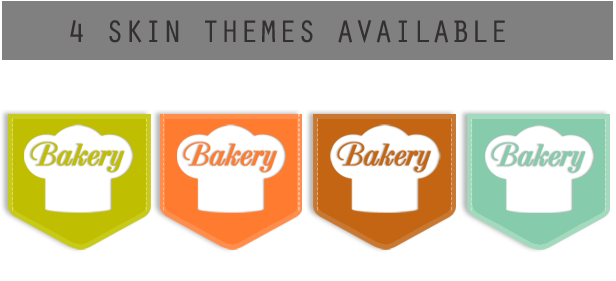 Responsive Multi-Purpose Magento Theme - SM Bakery