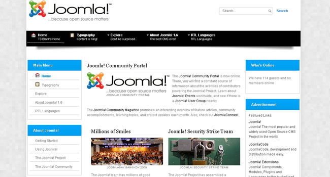 free cars portal joomla 3 top 5 joomla templates for news portal and corporate