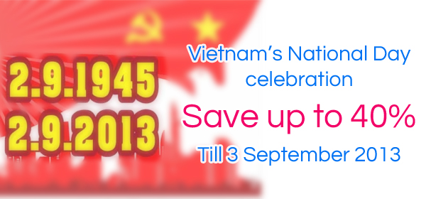 Vietnam's National Celebration Day with SmartAddons and Magentech