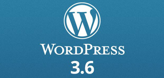 WordPress 3.6 Release Candidate