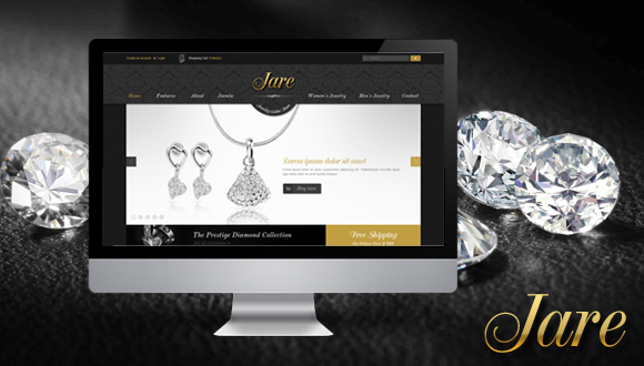 SJ Jare - Responsive template for VirtueMart with 7 themes available
