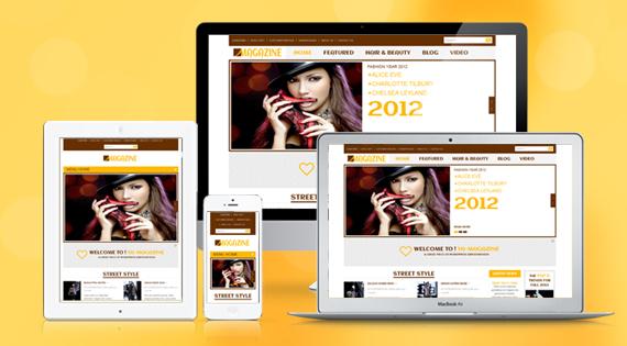 YA Magazine v1.0 released