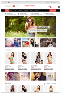 Maxshop - Responsive WordPress WooCommerce Theme