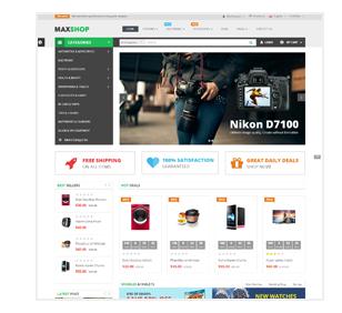 Maxshop-Opencart-Theme