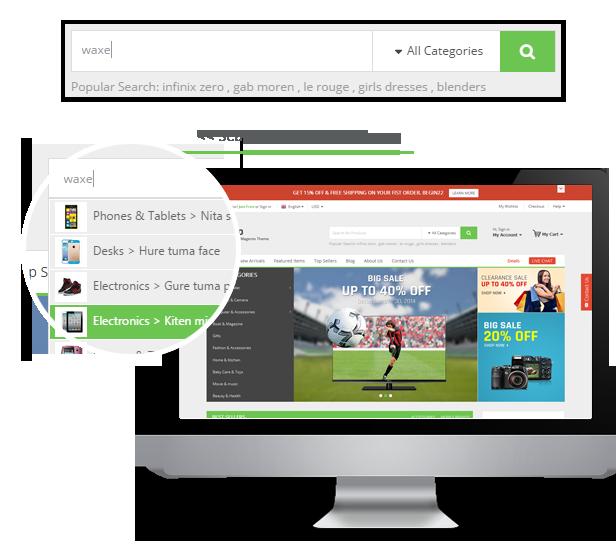 Foro - Search box pro