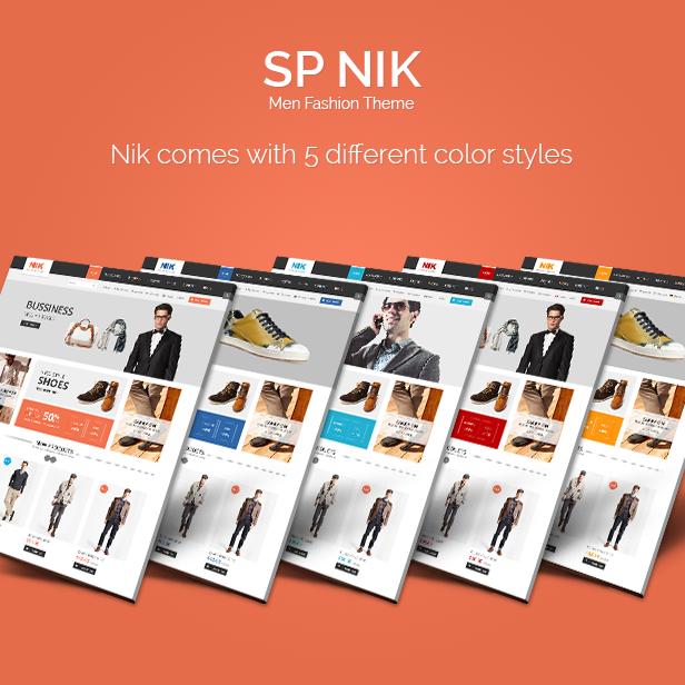 Nik- Color Presets