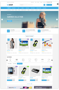SM Viste - Responsive Multi-Purpose Magento Theme
