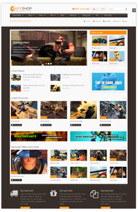 Siezz – Premium Multipurpose Magento Theme