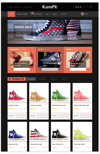SM Papa - Responsive Fashion Theme for Magento