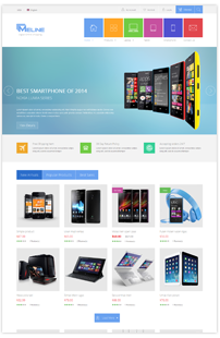 Smileshop - Multipurpose Responsive Magento Theme