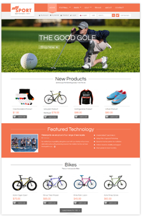 SM GameShop - Responsive Magento theme