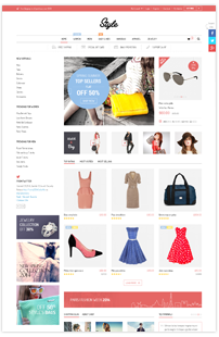 G3Shop - Multipurpose Magento Theme