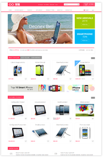 Supershop - Premium Multipurpose Magento Theme