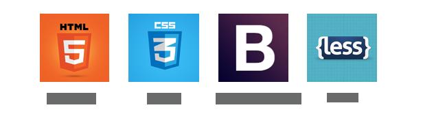 SP Bizstore - HTML5, CSS3, BOOTSTRAP & LESS