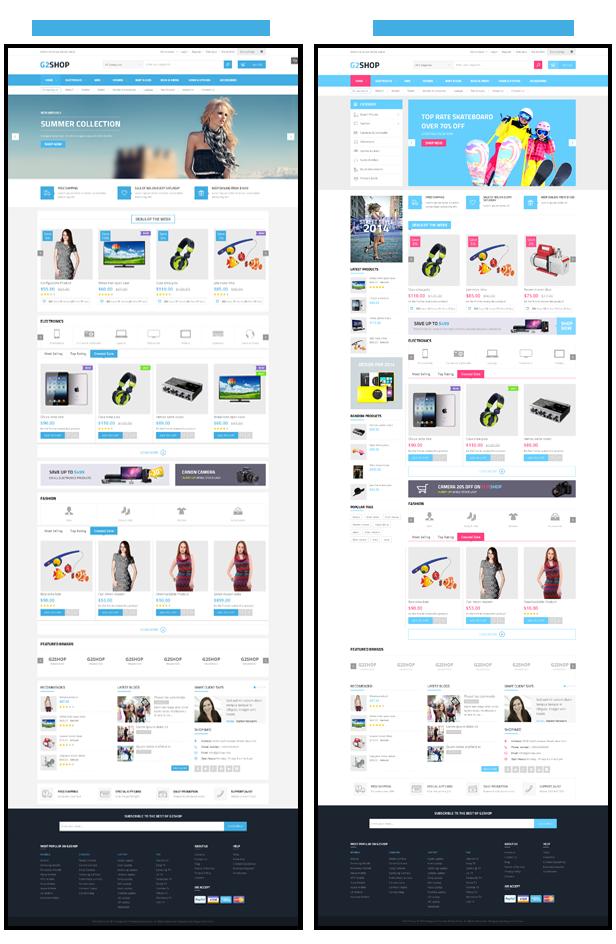 Flipshop - Homepage