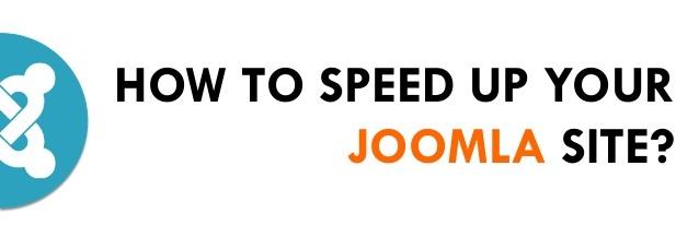 How to Speed Up Your Joomla Site - Joomla Tutorial