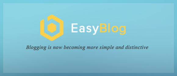 Awesome Blogging Tool with EasyBlog