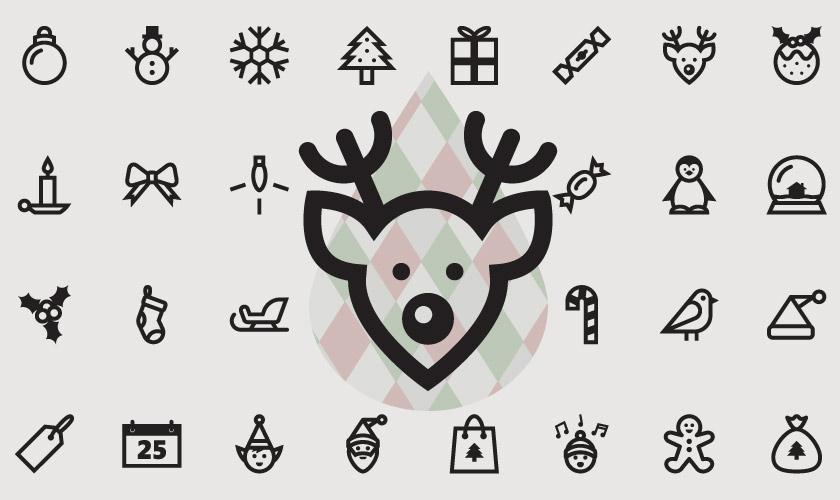 Christmas freebies: 30 high quality Xmas vector graphics ...