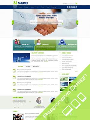 SJ Company  - Smartaddons for Joomla 2.5 & 3.0 - Retail